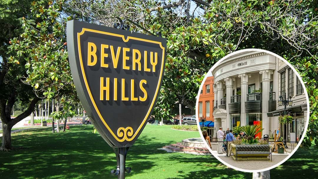 The Top 5 Instagrammable Locations In Beverly Hills