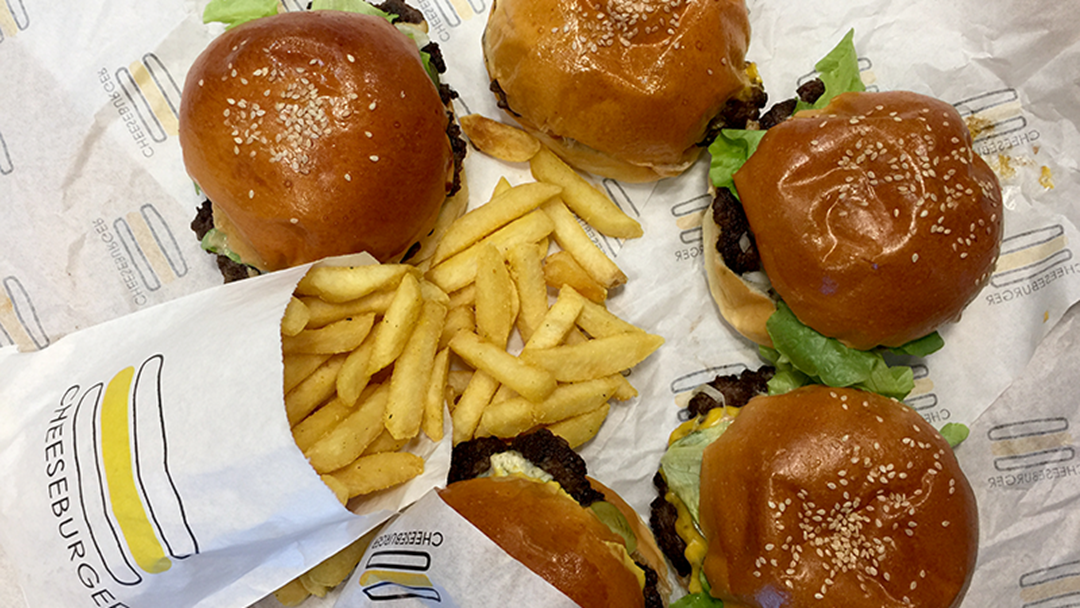 Adelaide's Newest Burger Venue!