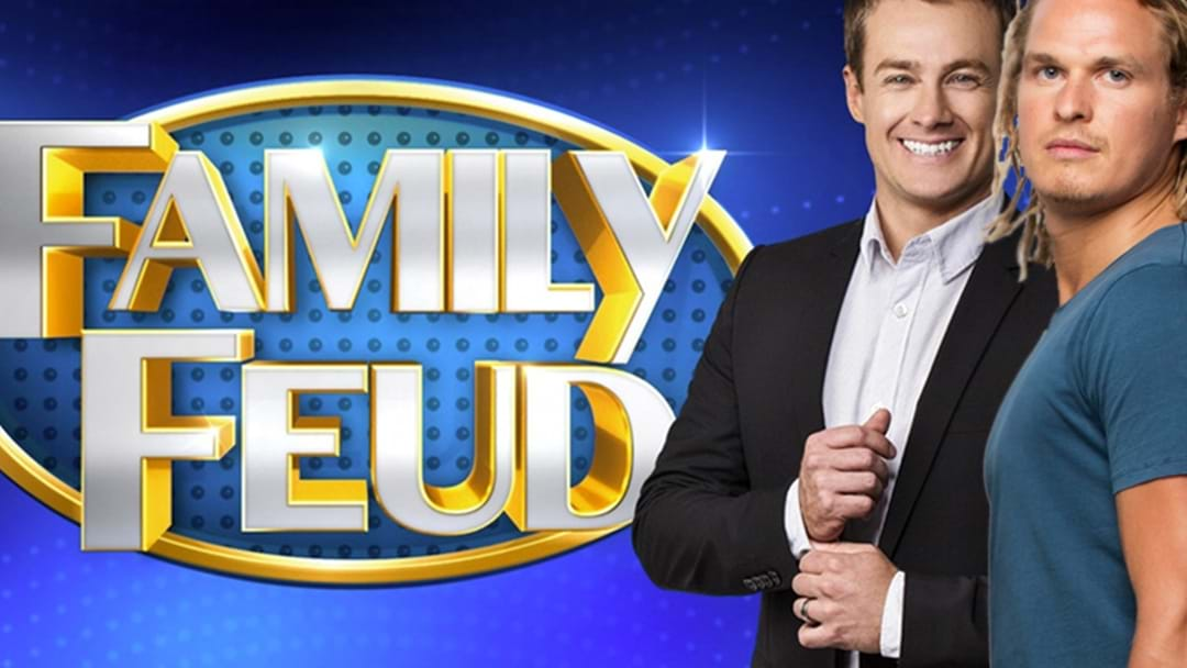 Woody gets Grant Denyer GOOD!