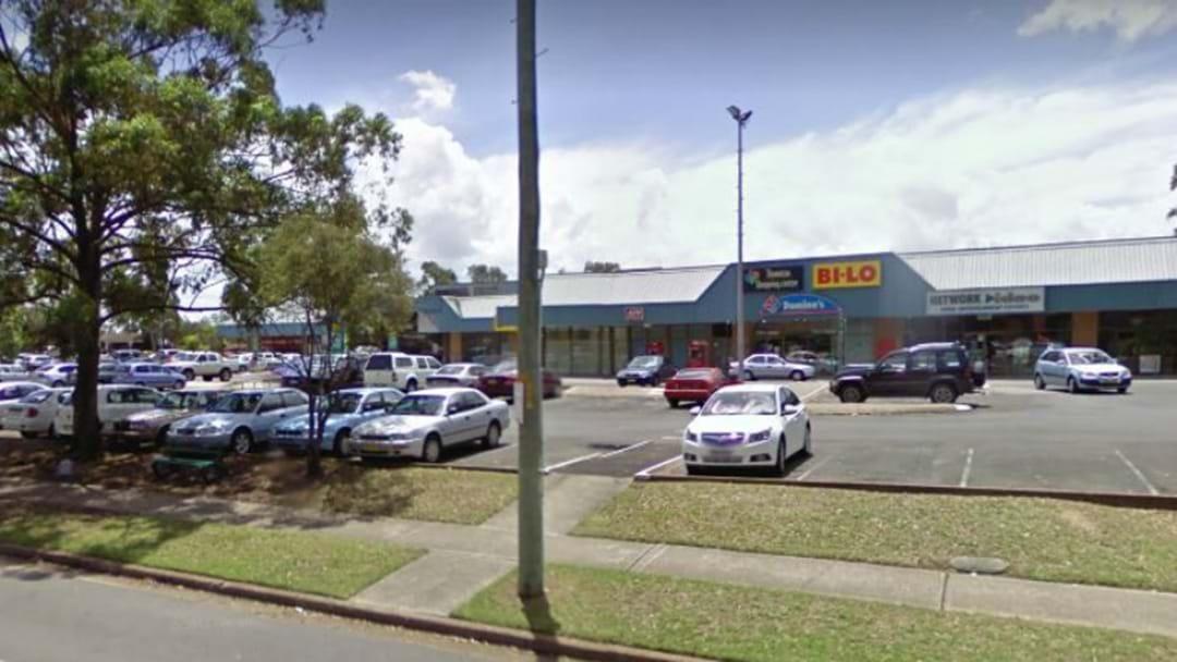 Street Robbery Near Thornton Shopping Centre