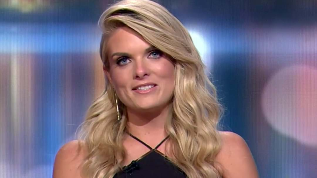 Erin Molan Reveals Exciting Baby News LIVE On Air
