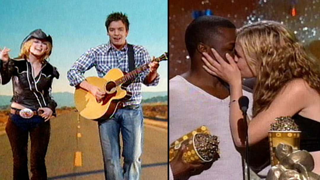 This Is What The MTV Movie Awards Looked Like Back In 2001