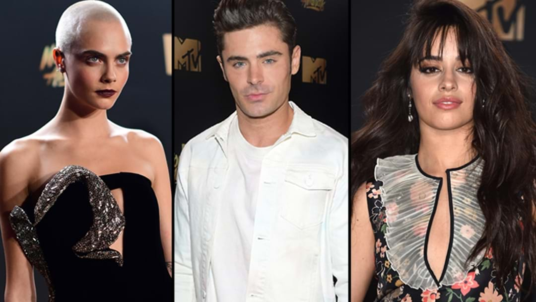 The Very Best & WTF Looks At The MTV Movie & TV Awards Red Carpet