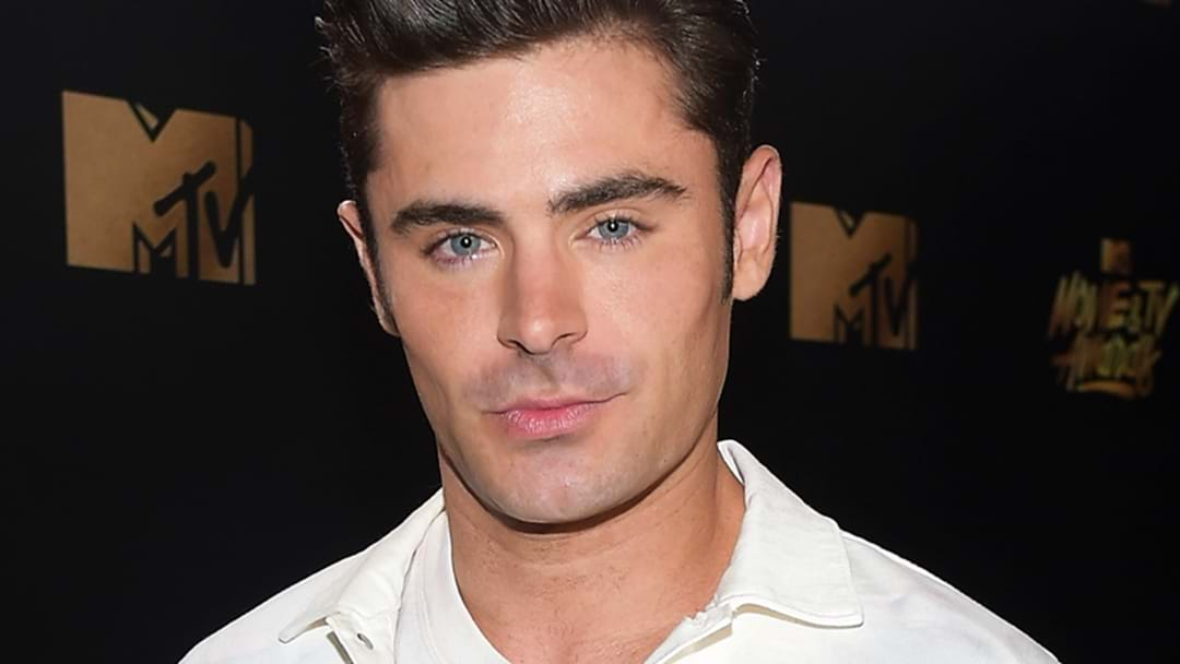 Zac Efron Saves His Co-star From Injury Backstage At The MTV Movie & TV Awards!