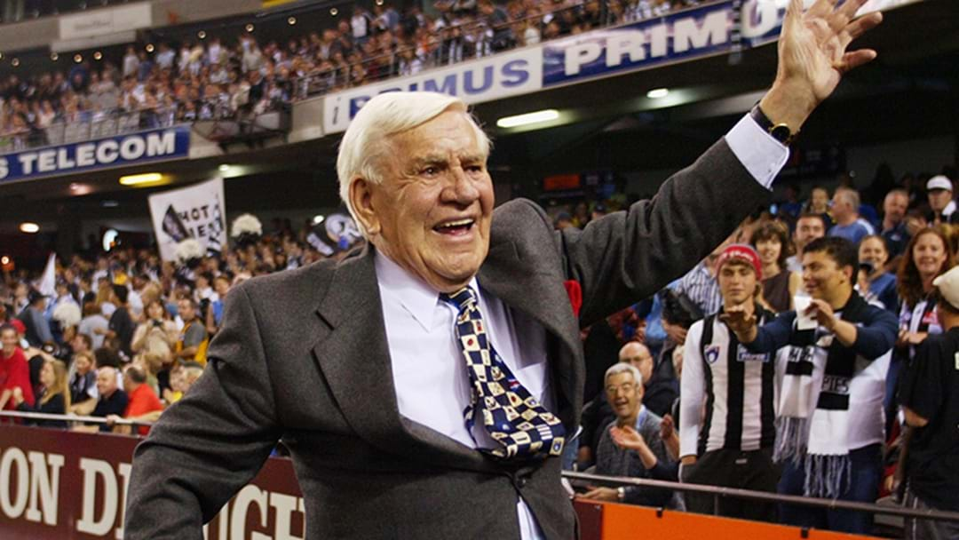 AFL Legend Lou Richards Passes Away
