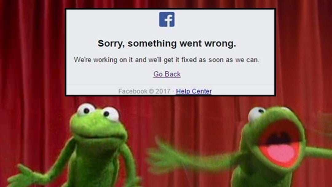 Facebook Went Down & Humans Of The World Reacted With PANIC