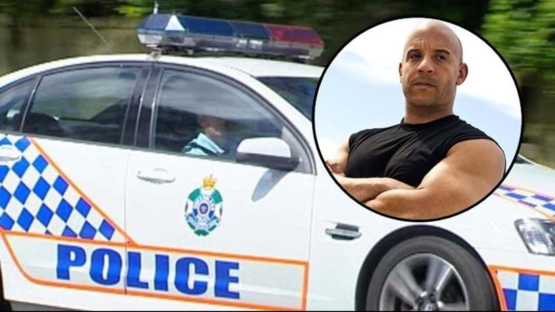 Find Out What Happens When You Try To Be Vin Diesel In Townsville