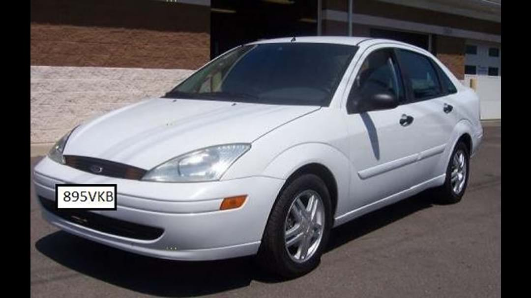 Police Seek Public Assistance to Locate Stolen Car