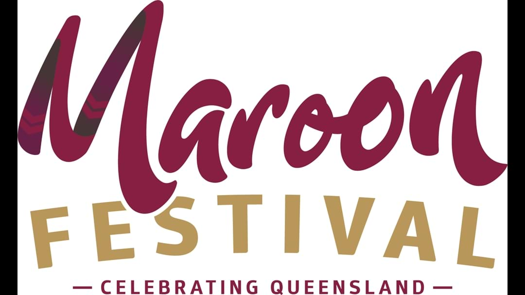 Check out all the info for the Maroon Festival HERE!
