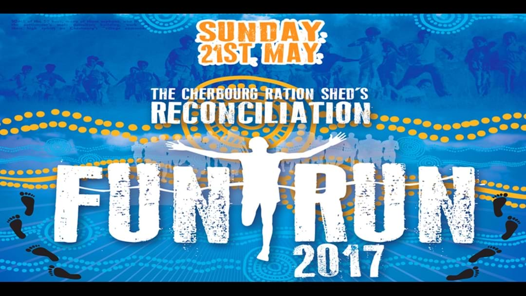 Cherbourg Reconciliation Fun Run