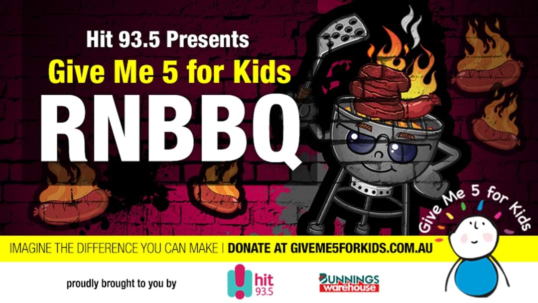 Give Me 5 For Kids: RnB-BQ