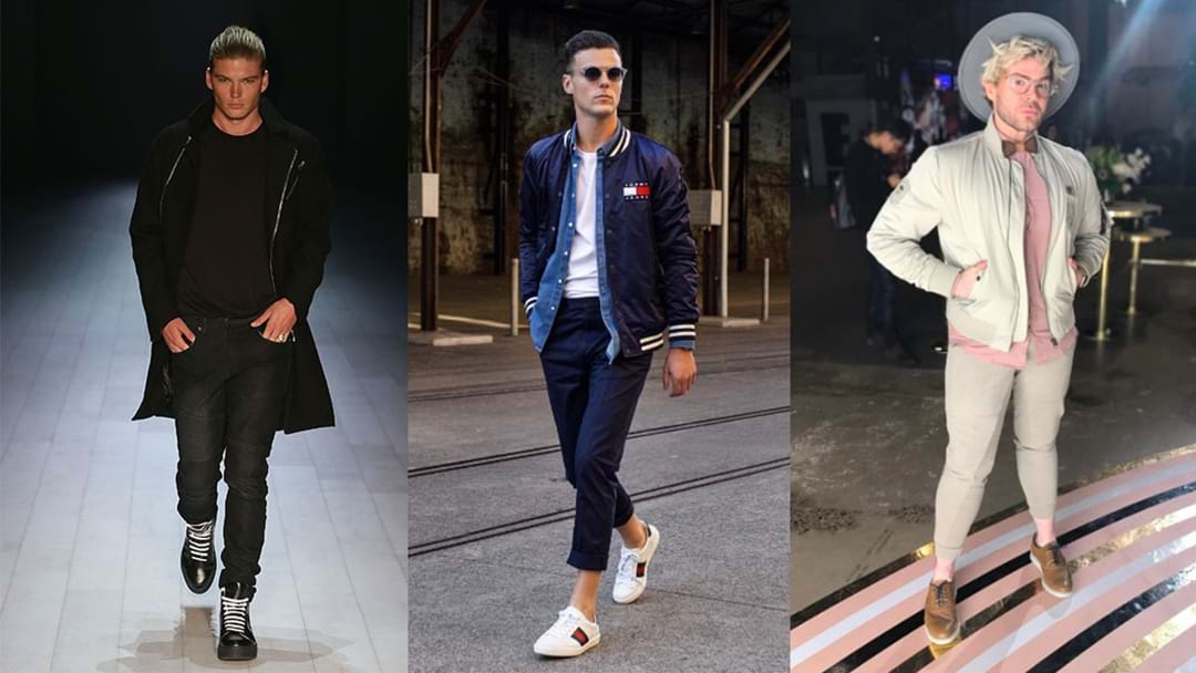 The Stylish Dudes Who Are Killing It At Fashion Week
