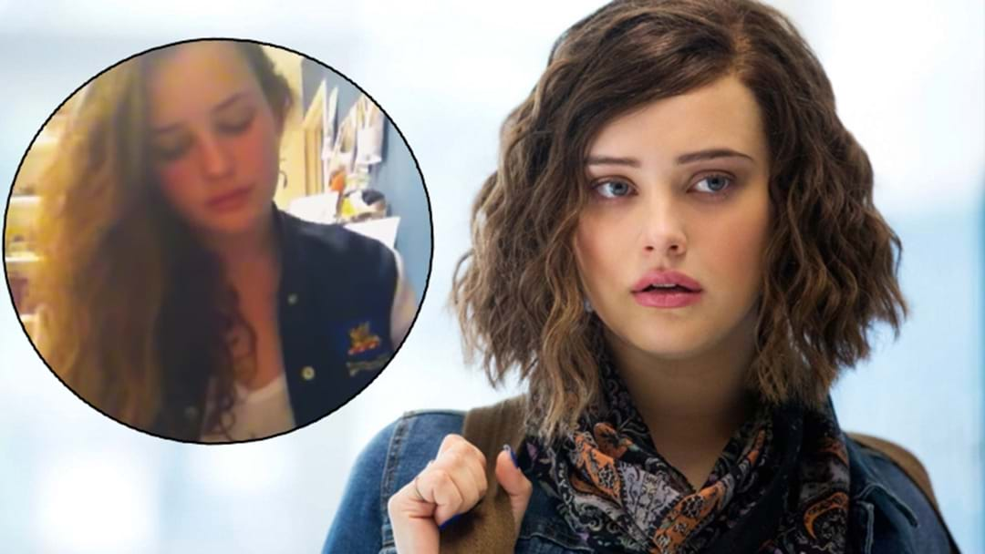 This Home Video Of 13 Reasons Why Star Katherine Langford Singing Has Left Us Speechless