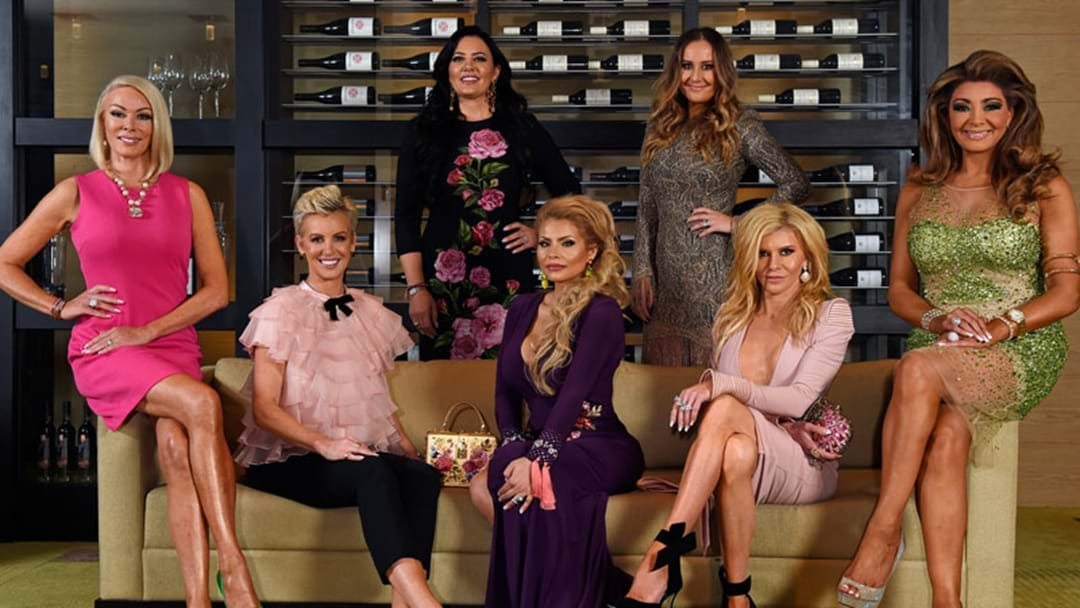 Meet The New Cast Of 'The Real Housewives Of Melbourne'!