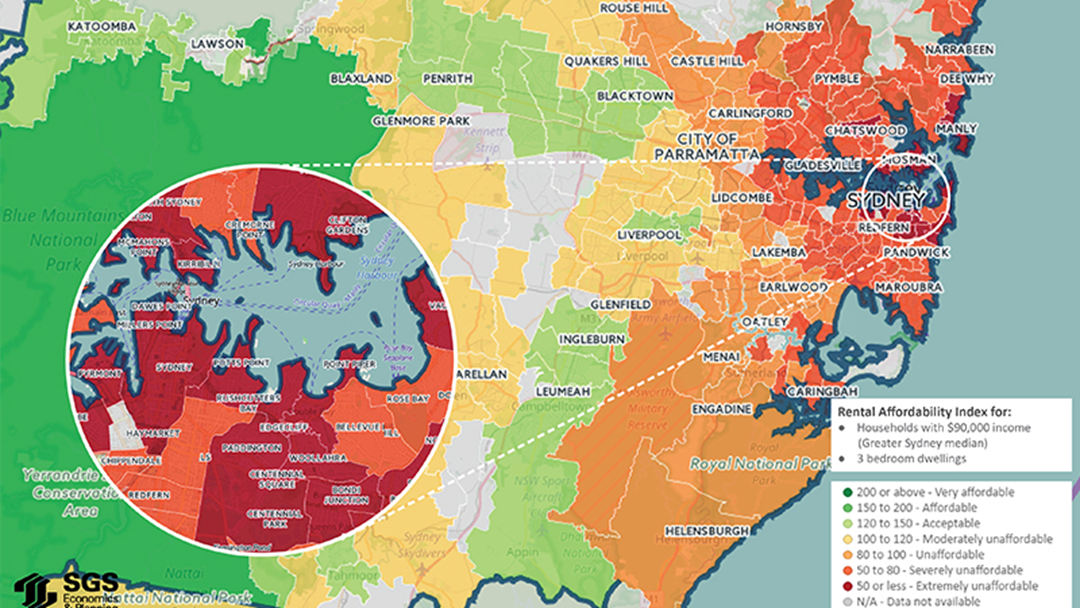 The Graph That Proves Why You're Screwed If You're Renting In Sydney