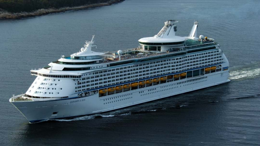 Huge Cruise Ship To Visit Newcastle