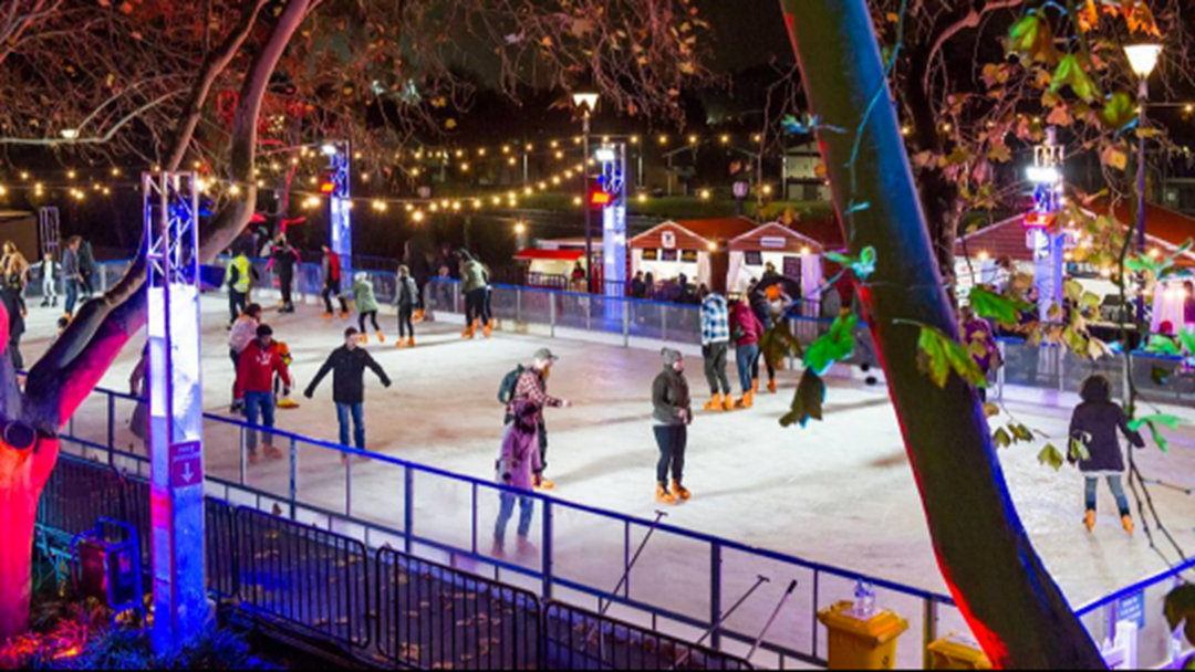 Fed Square's Ice Skating Rink Opens This Weekend
