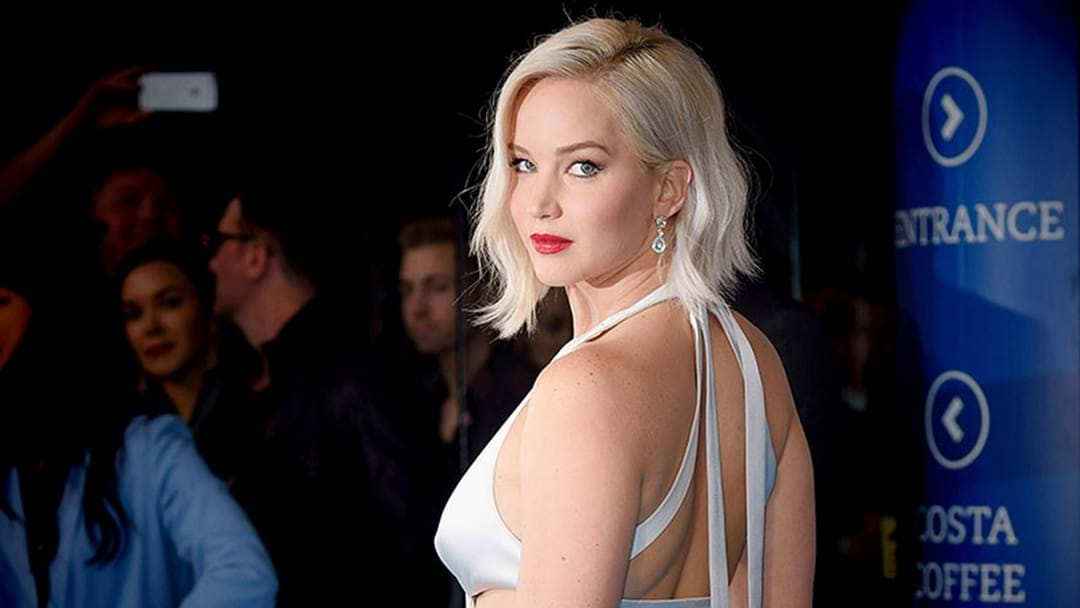 Why Jennifer Lawrence Didn't Sue After Her Nude Photos Were Leaked