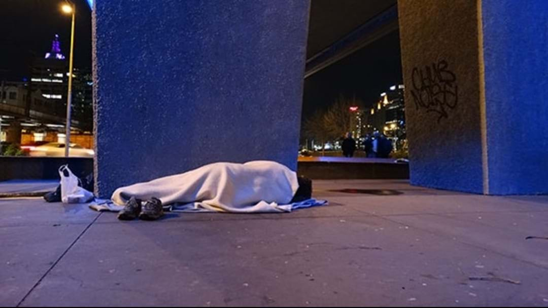 So Many Victorians Are Sleeping Rough