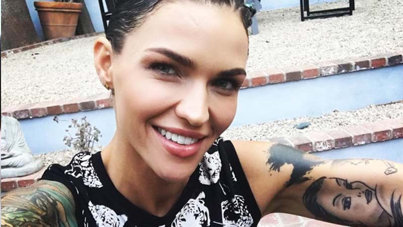 Article heading image for Ruby Rose Lands Role As Lesbian Superhero Batwoman!