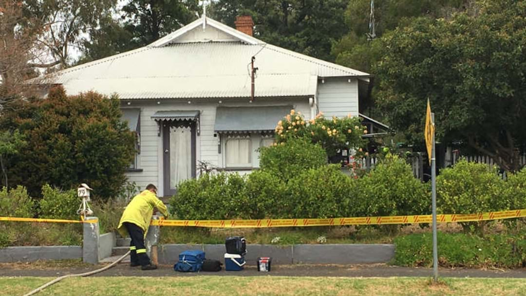 Kitchen Fire At House In Dubbo