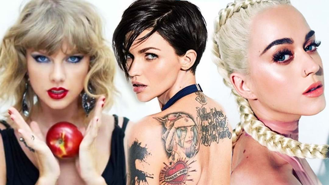 Ruby Rose Comes To Taylor Swift's Defence, Slams Katy Perry's New Song