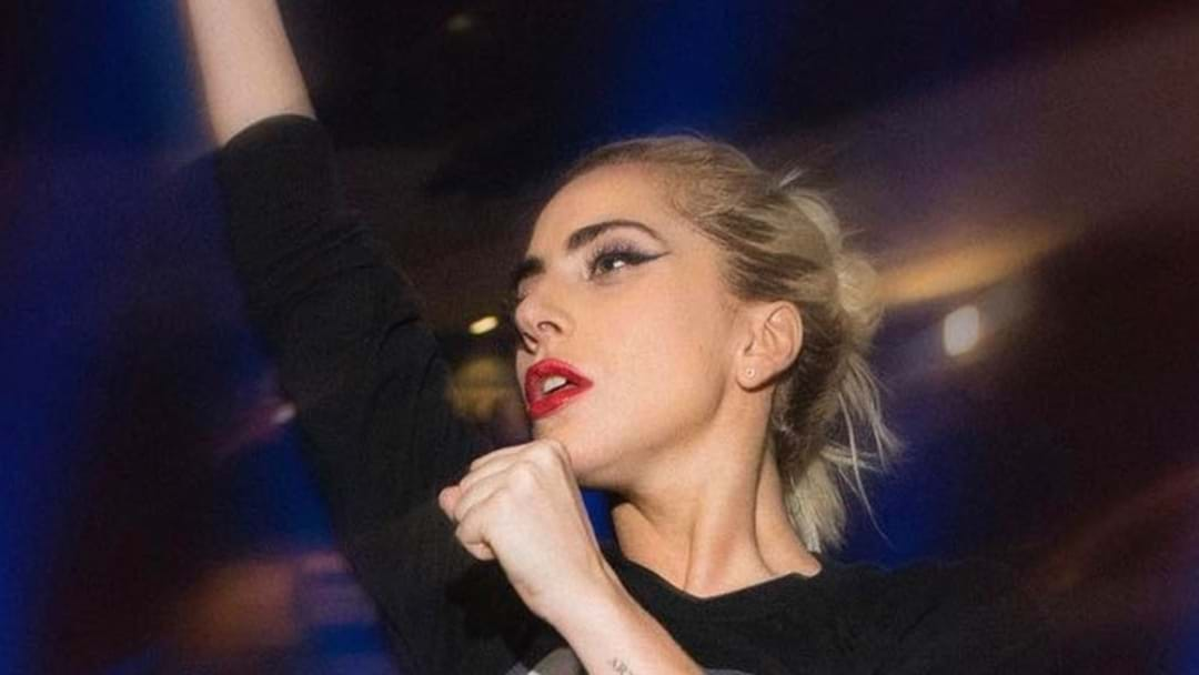 Lady Gaga Flaunts New Multi-Coloured Hair Do In The Lead Up To World Tour