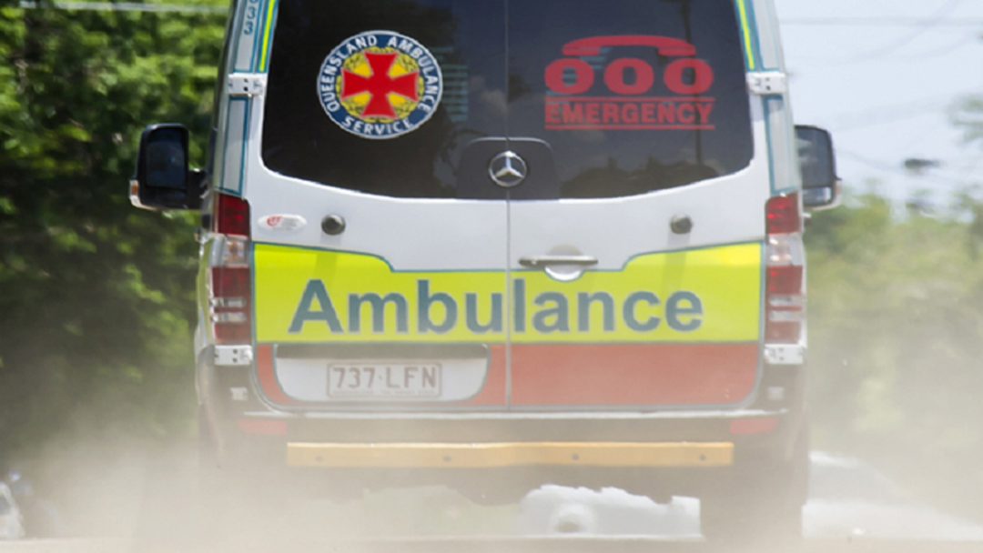 Man badly injured in workplace incident