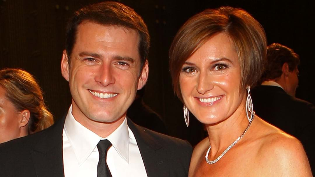 """Karl Stefanovic's Father Has Spoken Out About Their Relationship: """"Things Are Beyond Repair"""""""