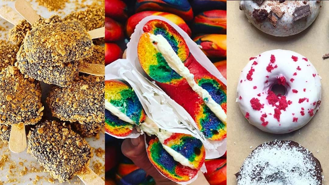 Circular Quay Is Getting A Delicious Desserts Festival As Part Of Vivid Sydney!