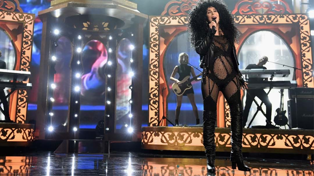 Cher Recreated Her Most Iconic Look At The Billboards AT 71-YEARS-OLD!