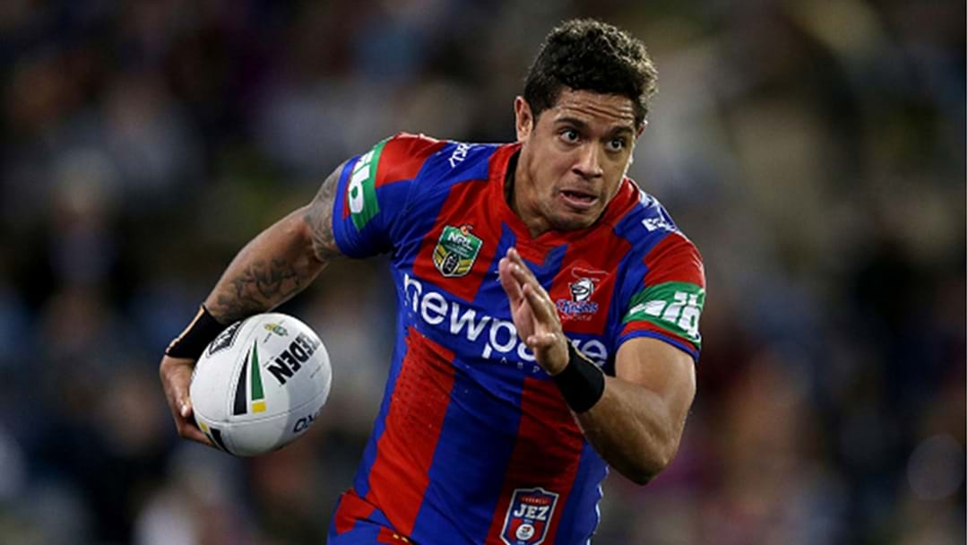 Dane Gagai To Leave Knights At End Of Season