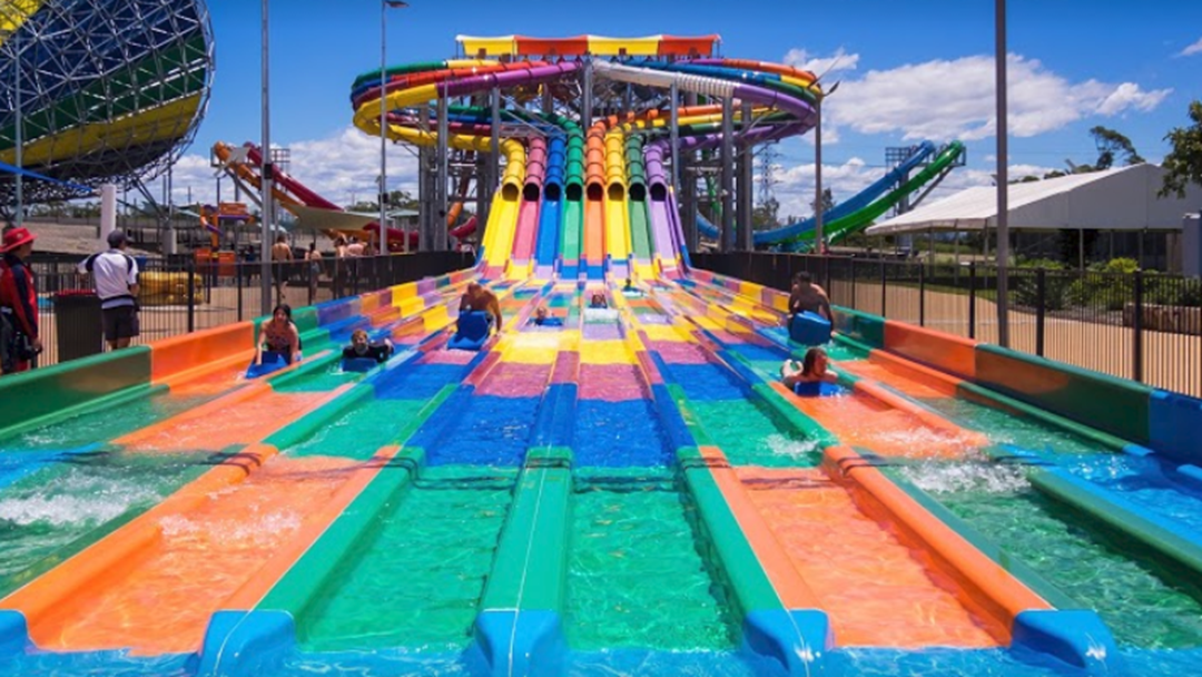 A Wetnwild Style Theme Park For Adelaide