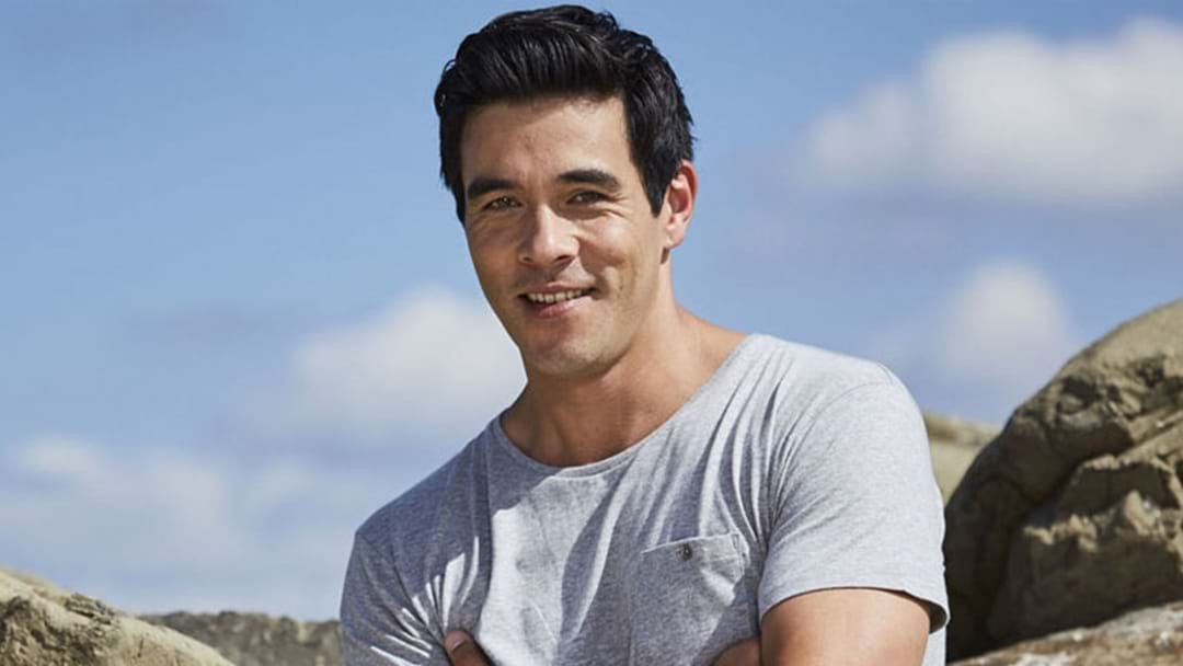 Home & Away's James Stewart Was A Killer '90s Heartthrob!