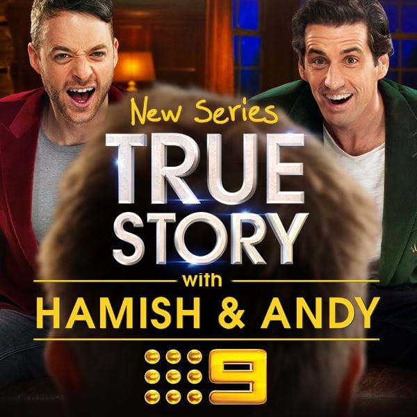 Win tickets to a special screening with Hamish & Andy!