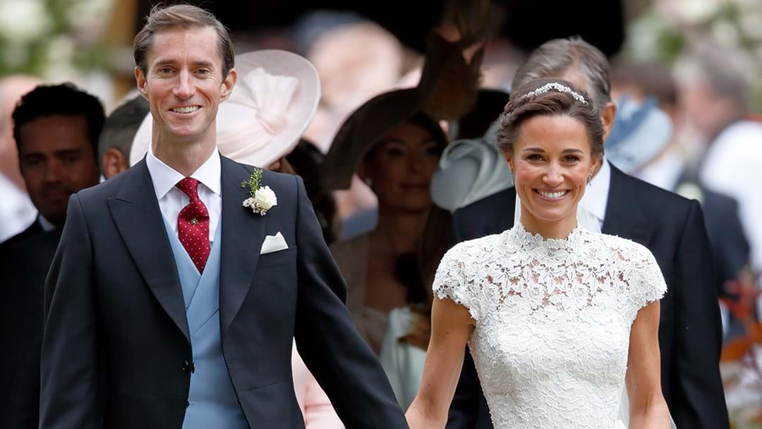 Pippa Middleton & James Matthews Arrive In Australia For Their Honeymoon!