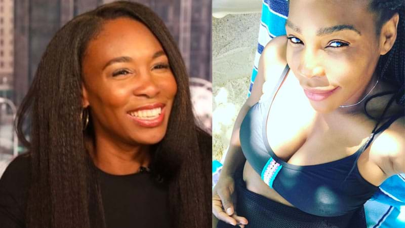 Article heading image for Venus Williams May Have Just Accidentally Revealed The Sex Of Serena's Baby!