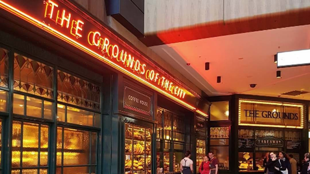 SYD COFFEE ADDICTS: 'The Grounds' Just Opened Up A Second Location!