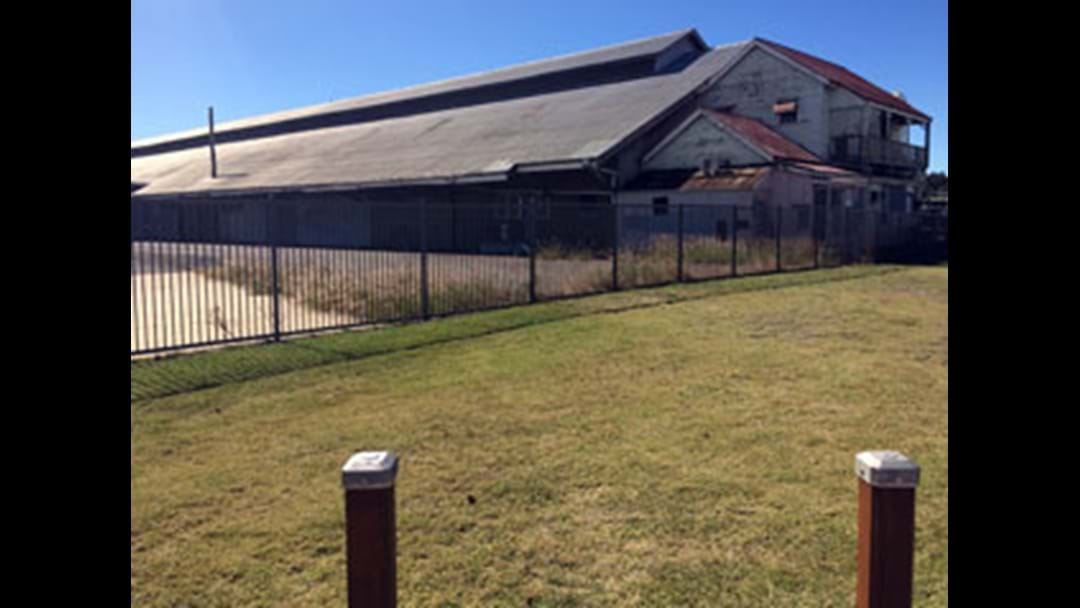 Railway Goods Shed Repairs an Investment in the Future