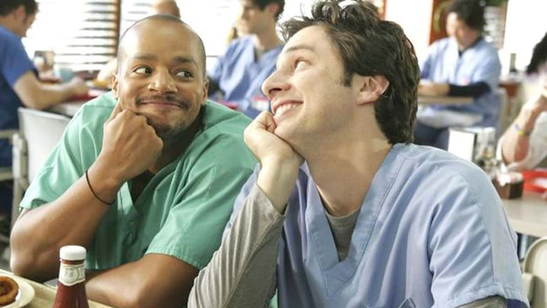 5 Times JD & Turk From 'Scrubs' Were The Ultimate BFF's