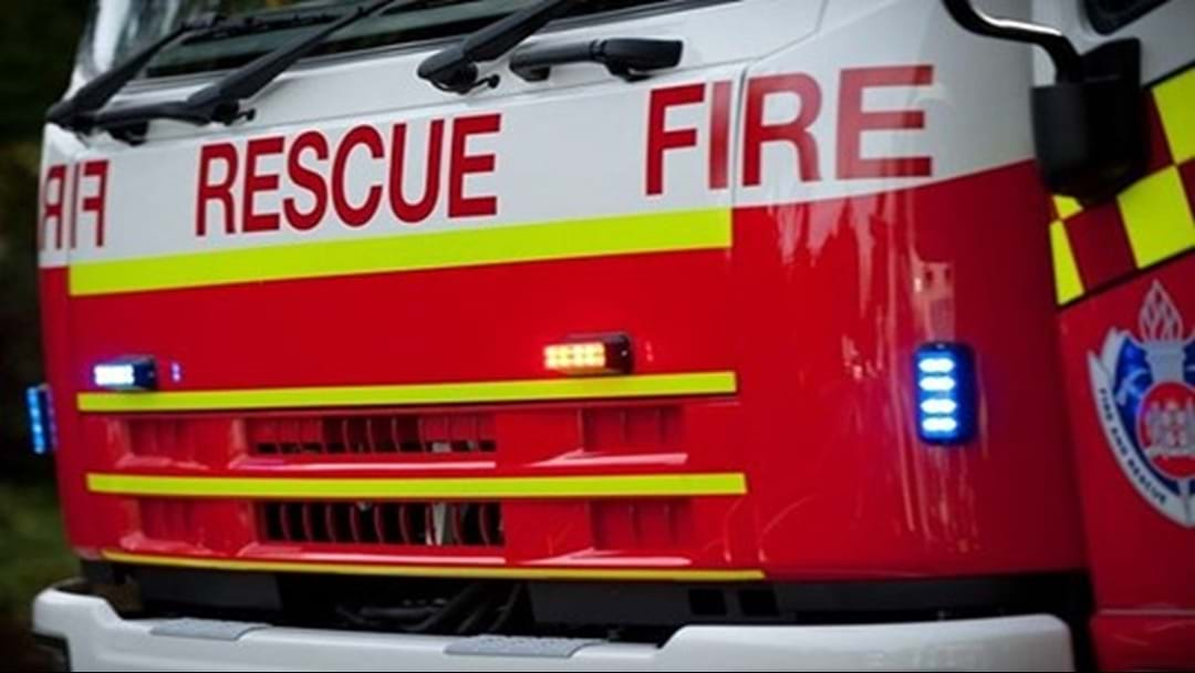 Woman burnt in Labrador blaze