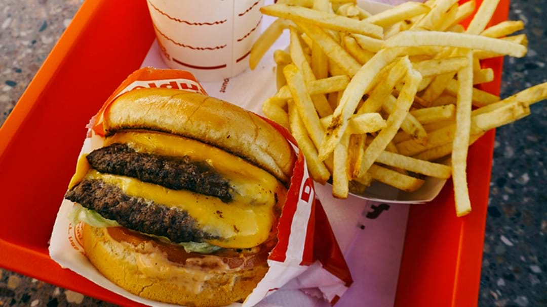 Attention Western Sydney: You're Getting An Epic In-N-Out Themed Burger Joint