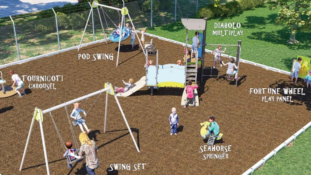 New Play Equipment To Be Installed At Daphne Park