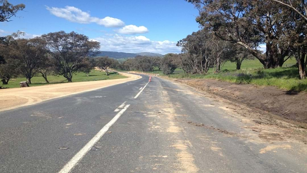 Gocup Road Upgrade Progressing