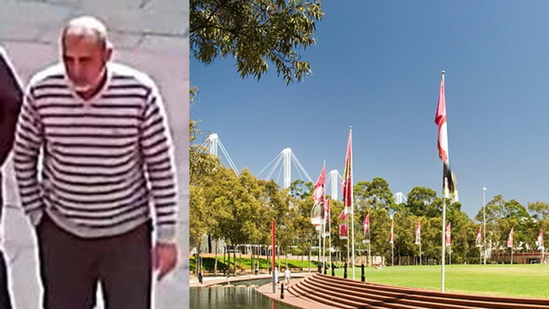 Police Release Image Of A Man After Child Approached In Sydney Park
