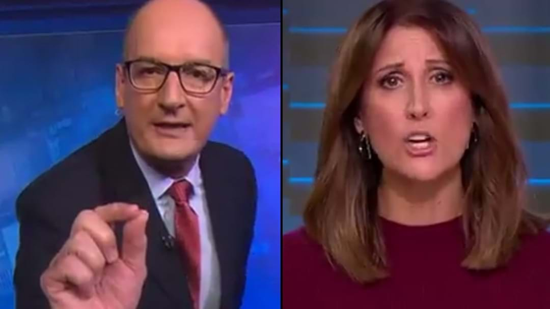 Things Got Massively Awkward Between Kochie & Nat On Sunrise This Morning