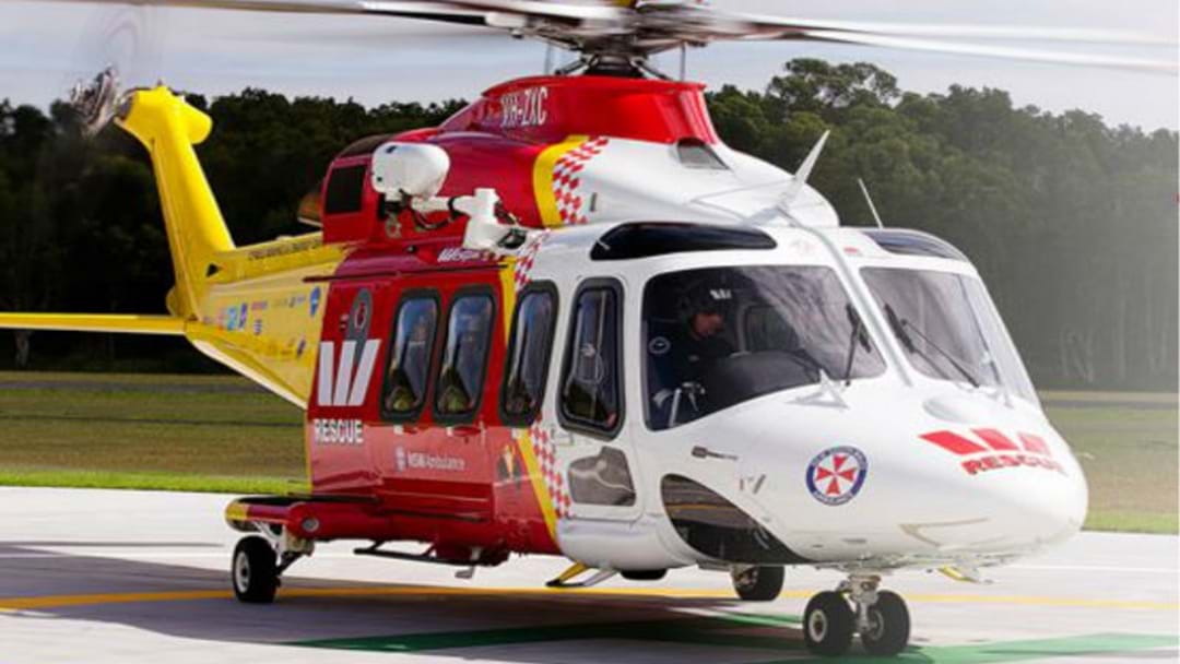 Dramatic Rescue in Lake Macquarie