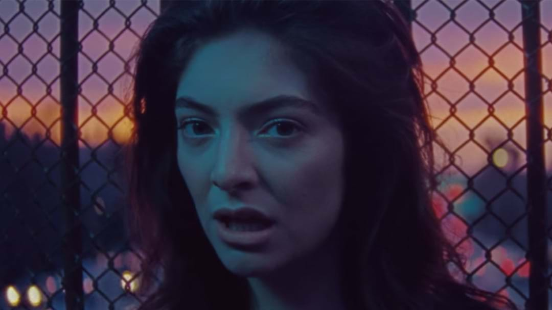 Is This Lorde's Most Melodramatic Interview EVER?!