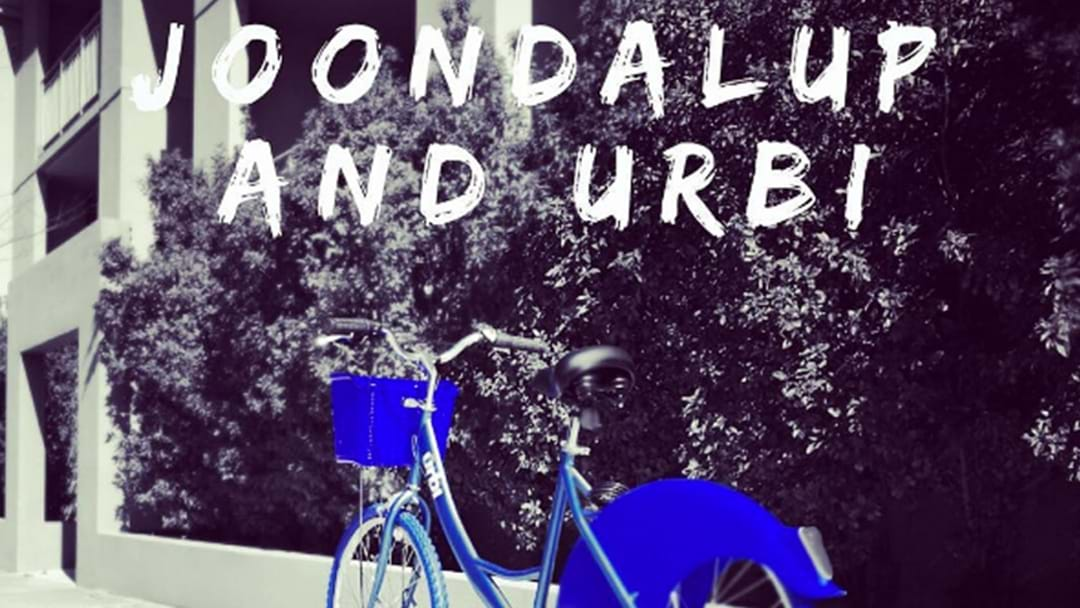 New Bike Sharing Service Trial For Joondalup