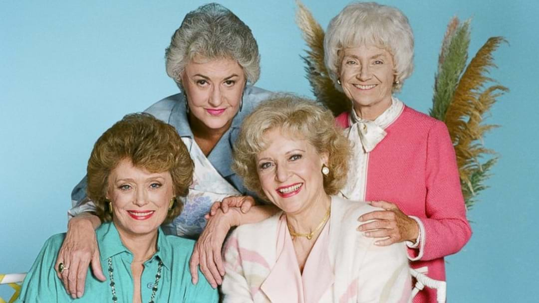 Grab Your Shoulder Pads... The Golden Girls Is Getting A REBOOT!